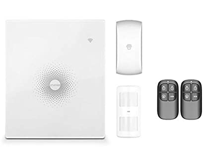 Chuango AW2, Sistema De Alarma WiFi, Blanco: Amazon.es ...