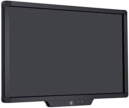 LKJASDHL 20インチロック画面付き部分消去可能LCD液晶電子タブレットホームスモール黒板メッセージチューターボードホワイトボードペン