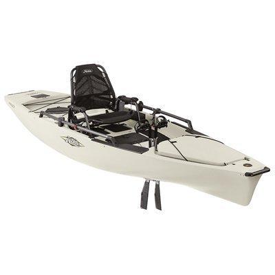 Hobie Mirage 180 Pro Angler 14 Kayak Ivory Dune