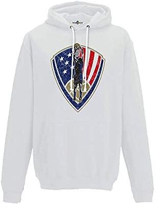 KiarenzaFD - Sudadera con Capucha para Baloncesto USA Slam ...