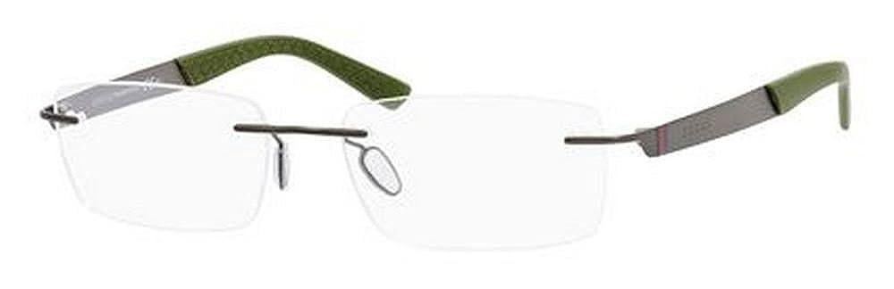 fd93e54a0f8 Amazon.com  Gucci GG2239 Eyeglasses-0R80 Dark Ruthenium -54mm  Clothing