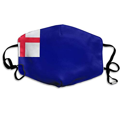 BUNKER HILL USA AMERICAN New England BATTLE FLAG Fashion Reusable Cotton Face Dust Mouth Mask,Washable Outdoor Sports Face Masks with PM2.5 Carbon Filter Masks for Pollen,Flying,Allergies,Smoke,