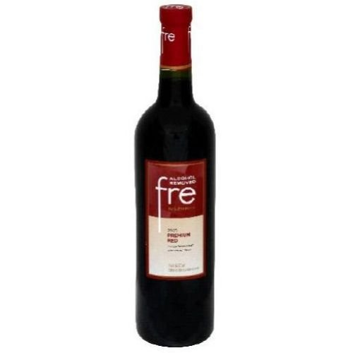 Sutter Red Wine (Sutterhome Red Non Alcohol, 25.4 Ounce -- 3 per case.)