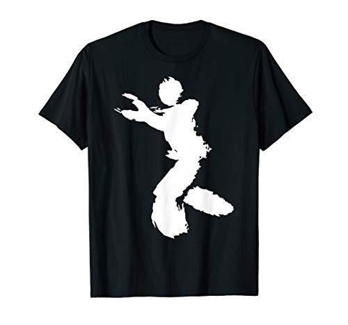 (Wing Chun Grabbling / Minimal Fighter Figure Tshirt)