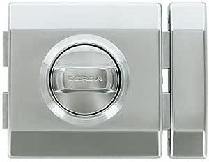 Gerda High Quality Surface Mounted Door Lock Home Office Shop 4 Keys ZX Deadlock