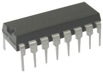 Microchip MCP3008-I/P 10-Bit ADC with SPI (Pack of 5)