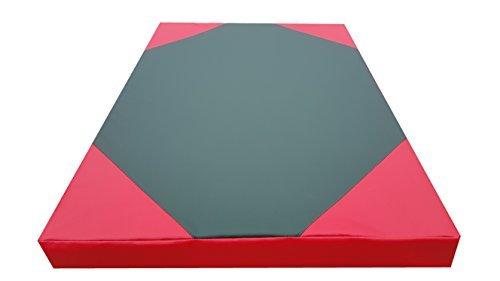 Turnmatte Sportmatte Bodenmatte 100 x 70 x 8 cm