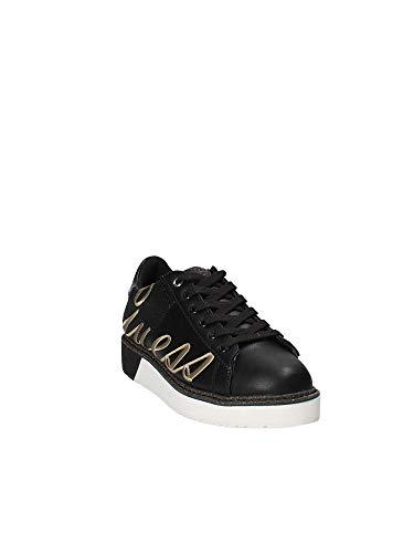 Black Chaussures Black Noir de Guess Debora Femme Gymnastique RqOn4xY