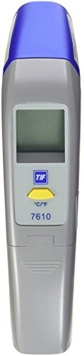 Robinair TIF7610 Infrared Thermometer PRO with 10:1 Distance To Spot Ratio by Robinair (Image #5)