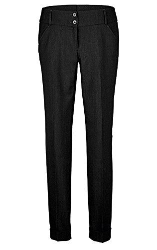 greiff de mujer pantalones Premium, elástico, Slim Fit, 1370, varios colores negro