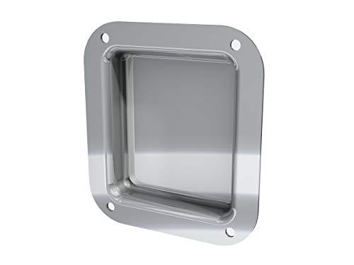 TCH Hardware Steel Recessed Dish - 4
