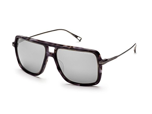 Dita Westbound 19015-C-GRY-SLV-57 - Sunglasses Dita Men For