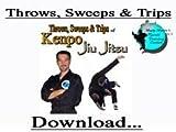 Marty Martin's Kenpo Jiu Jitsu: Throws, Sweeps and Trips