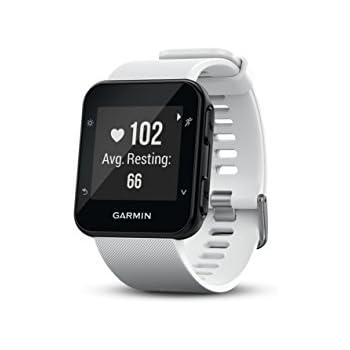 Amazon.com: Garmin Forerunner 235 Black/Grey, One Size: GPS ...