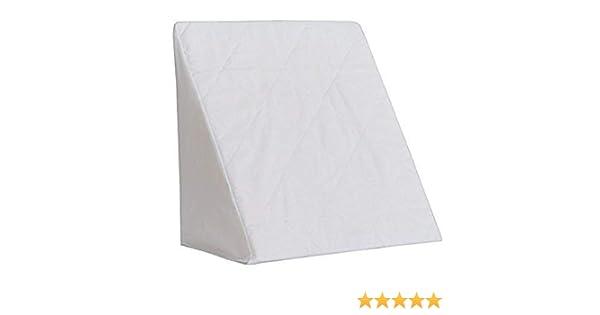 Almohada de cuña para Reflux, Heartburn & Indigestion – Tamaño estándar de elevación 600 x 610 x 250 mm