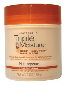 Neutrogena Clean Replenishing Deep Recovery Hair Mask, 6 oz ()