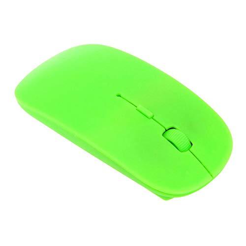 Wireless Mouse 1600DPI 4 Buttons Ergonomic 2.4GHz Cordless Mice for PC Desktop Laptop Windows Computer 05