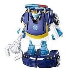 Transformers Rescue Bots Chase The Policebot