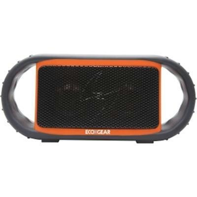 ECOXGEAR Grace Digital Ecoxbt Bluetooth Speaker and Speakerphone Orange