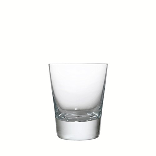 Schott Zwiesel Tritan Crystal Glass Tossa Barware Collection Old Fashioned/Whiskey, Cocktail Glass, 9.6-Ounce, Set of 6 (Whiskey Old)