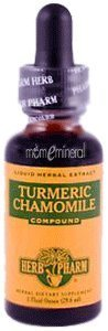 a Response Compound - 1 oz. formerly Turmeric Chamomile by Herb Pharm (Chamomile Compound)