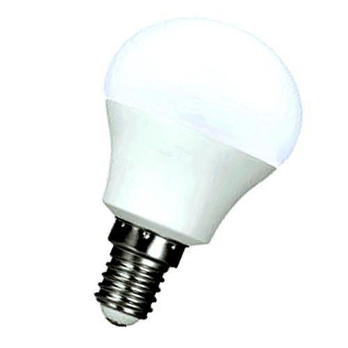 5 x 4 W SES E14 rosca pequeña LED bombilla redonda pequeña lámpara bombilla redonda bombilla LED de luz blanca cálida: Amazon.es: Iluminación