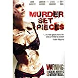 Murder Set Pieces : Widescreen Edition cover.
