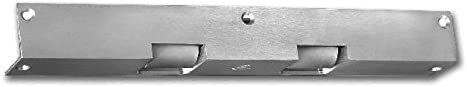 HES 18101437 310 6 Folger Adam Electric Strikes Grade 1 PK Keeper Standard Satin Aluminium