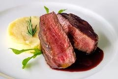 100% Japanese Wagyu Beef, A-5 Grade, Filet Mignon Two 6oz Steaks by Japanese Wagyu Beef (Image #3)