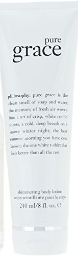 (Philosophy Pure Gracesex Body Lotion, 8 Ounce )