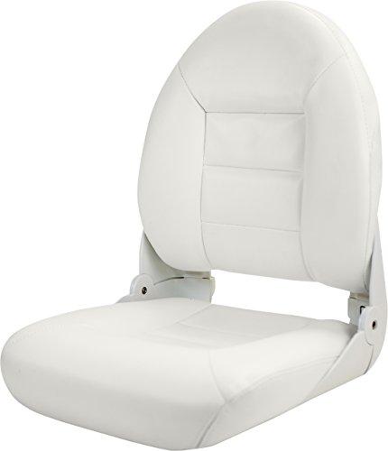 Tempress NaviStyle High Back Seat, White