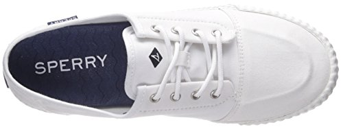 Sperry Top-sider Dames Sayel Splash Sneaker Wit