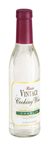 Reese Vintage Cooking Wine Chablis 12.7 OZ (Pack of 18) by Reese
