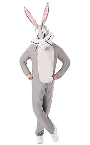 Adult Bugs Bn Costume (Bugs Bunny Costume For Kids)