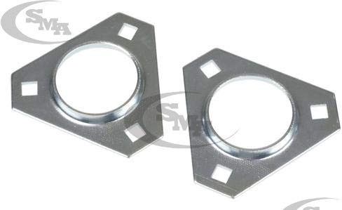 52mm Triangular Flange Pair FTR352 H103264 F52TR 52MSTR by TISCO