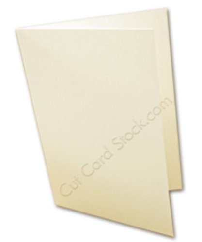 amazon com cougar natural a7 folded invitations 50 pack greeting