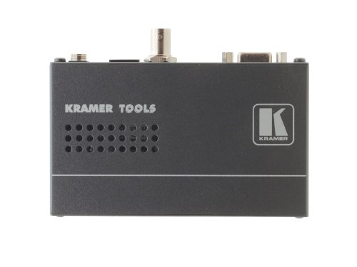 Kramer Computer Graphics Video & HDTV Scan Converter VP-501N