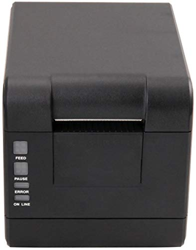 Xprinter XP-233B 58mm Thermal Label Printer,Thermal Barcode Printer, USB 2.0 Interface, 101mm/s Print Speed, Black by xprinter (Image #3)