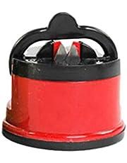 Afilador LACKINGONE afilado para cuchillas de succión, herramientas de cocina, tijeras rosso