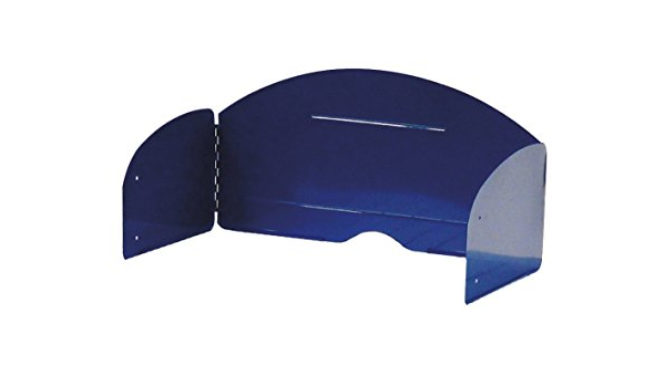 Ferrino 61633 Mampara Paravientos para hornillo, Color Azul
