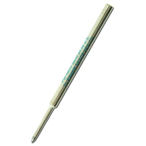 (3 Sensa Pressurized Ballpoint Pen Refills Blue Medium 64004)