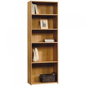 SAUDER BEGINNINGS 5-SHELF BOOKCASE (Sauder Espresso Bookcase compare prices)