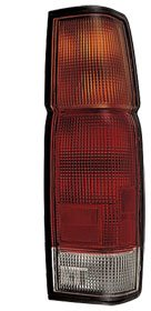 86-97 NISSAN PICKUP Right Tail Light Passenger (1986 86 1987 87 1988 88 1989 89 1990 90 1991 91 1992 92 1993 93 1994 94 1995 95 1996 96 1997 97) B65503B300 Rear Taillight Lamp RH ()