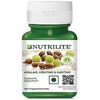 Amway Nutrilite Amalaki, Vibhitaki and Haritaki 60 no.s Multivitamins Tablets