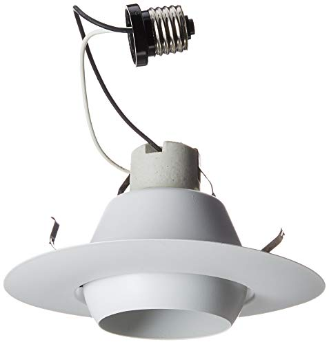 - Thomas Lighting TR221W 7in. Eyeball Recessed Lighting Trim