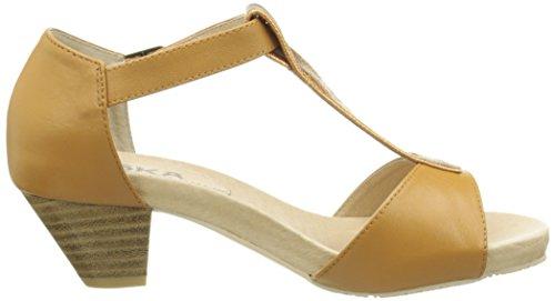 ESSKA  Goda,  Damen Sandalen mit T-Riemen Mehrfarbig - Multicolore (Tan)