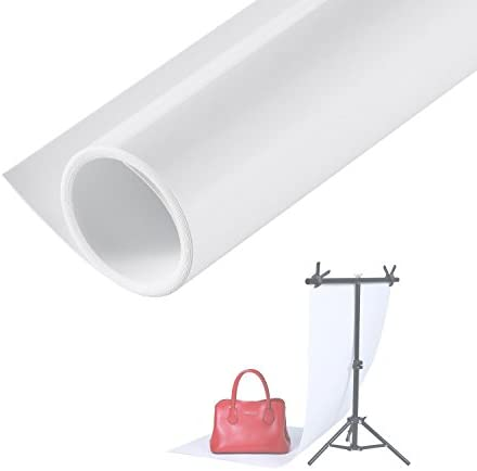 Selens Muslin Green Backdrop 6x9ft// 1.8x2.8m Background Cloth with 4 Backdrop Clamps for Photo Studio Video Photography