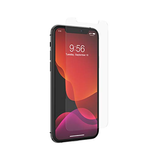 ZAGG InvisibleShield Glass+ Screen Protector - high-definition Tempered Glass Made for Apple Iphone 11 Pro - Impact & Scratch Protection