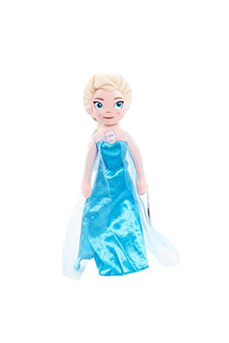 Disney Frozen Talking Bean Elsa Plush (Disney Frozen Bean Sven Plush)