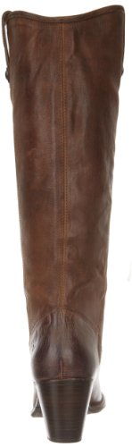 Boot Nubuck Button Jackie Pressed 76575 FRYE Women's Cognac wAROOq